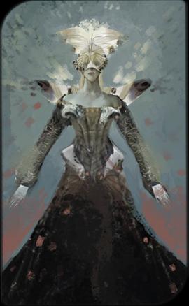 Florianne de Chalons tarot