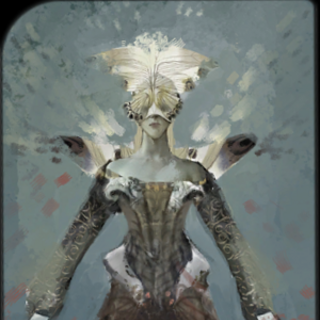 Florianne tarot card