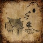 Karte einer Ackerlandhöhle
