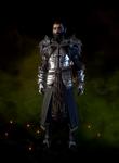 Доспех рыцаря-храмовника (Блэкволл)