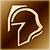 Light helmet gold DA2