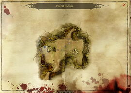 Map-Forest Incline