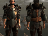 The Ashen Cuirass