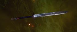 Авварский пиратский большой меч