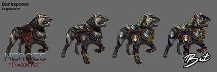 Hoda Пёс (Origins) концепт