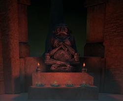 Altar of dumat