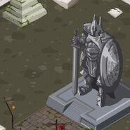 Кайтен статуя