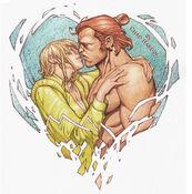 Dragon Age Until We Sleep - Varric y Bianca