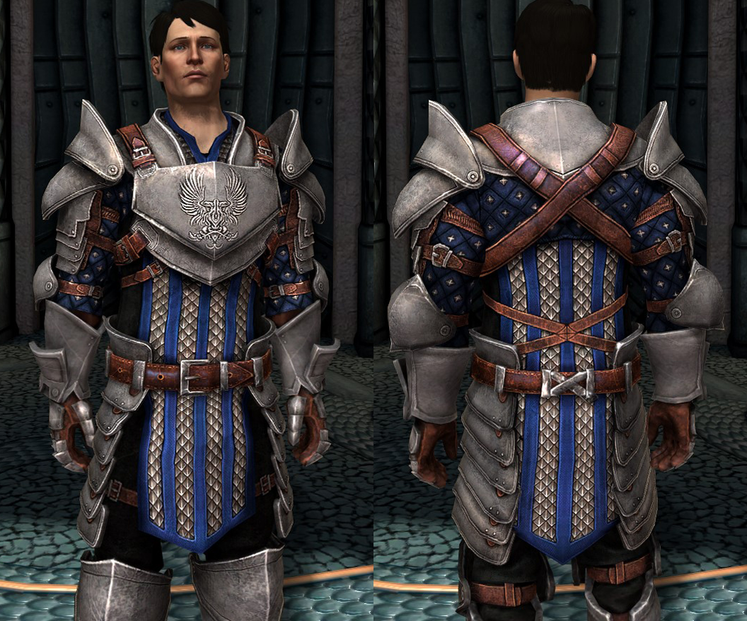 how to make carver a grey warden