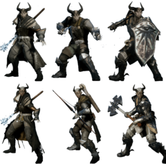 Qunari Dragon Age Inquisition Armor