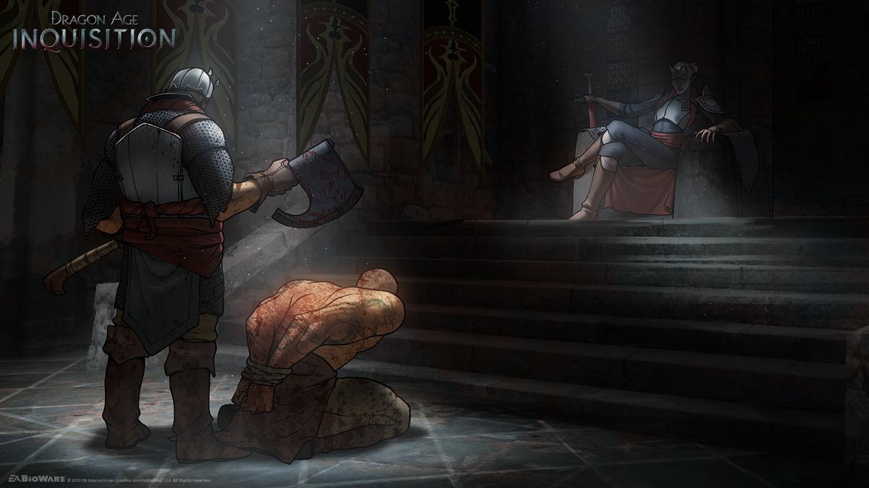 Ein Urteil Wird Verlangt Dragon Age Wiki Fandom Powered By Wikia