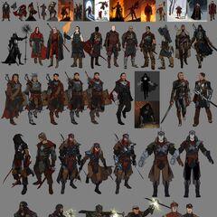 Inquisitor concepts
