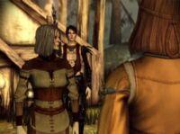 Scénario-Rencontre avec Flémeth