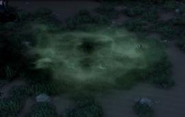 Демонстрация умения Взрывчатый токсин (Inquisition)