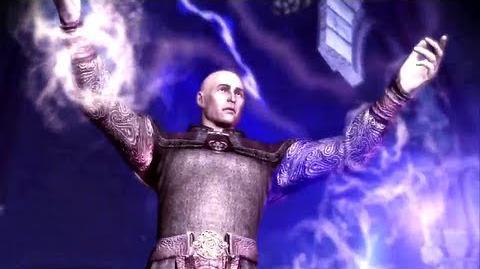 Dragon Age Origins - Official E3 Trailer HD