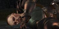 Kristoff's corpse