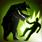 Иконка Бросок (медведь)