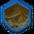 Тронутый тенью летний камень (иконка)