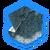 Тронутый тенью тонкий бархат (иконка)