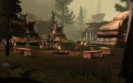 Лагерь долийцев
