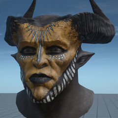 Qunari in <i>Dragon Age: Inquisition</i>
