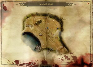 Map-Roadside Field