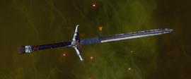 Большой меч рыцаря-чародея