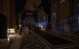 Der Gästeflügel