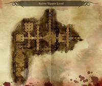 Obere Ruinen minimap