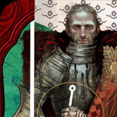 Cullens Tarotkarte