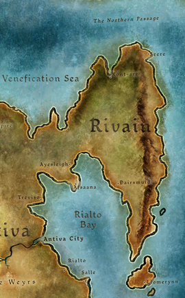 Rivain map