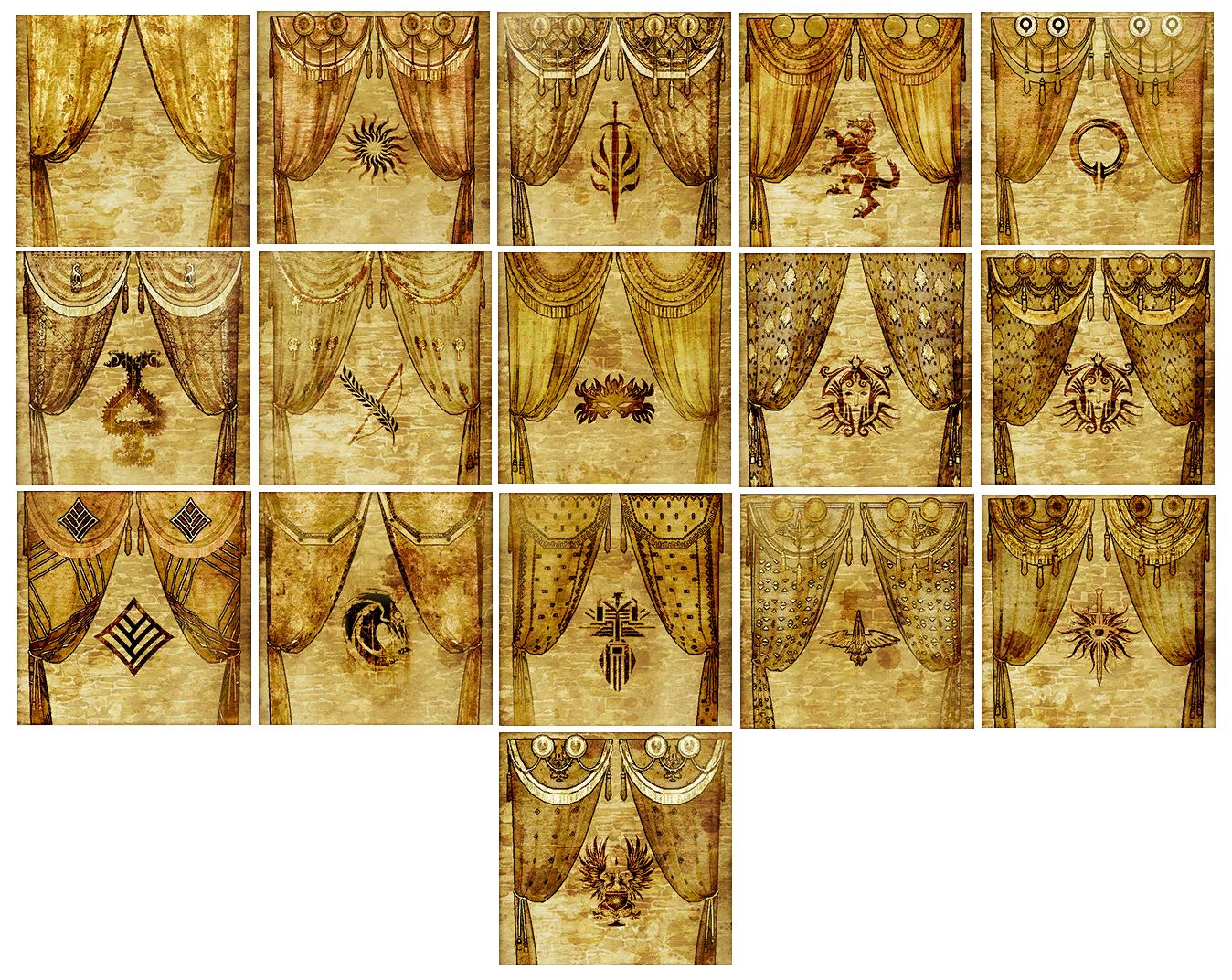 Drapes | Dragon Age Wiki | FANDOM powered by Wikia