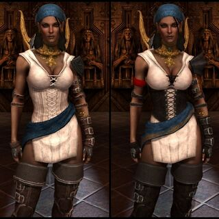 Armor comparison