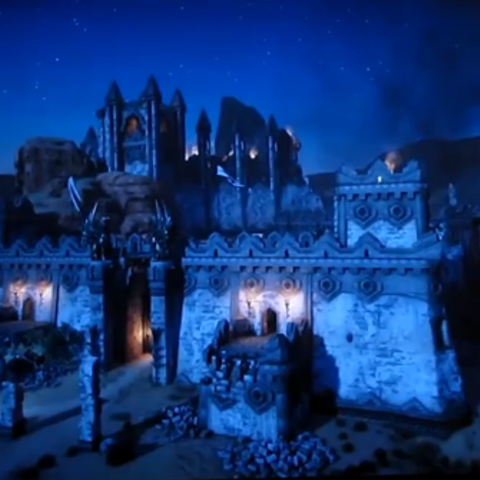 A possible Inquisition stronghold