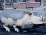 Nichtsberührte Snoufleurhaut (Horn des Heldenmuts)