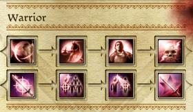 Talent Grid-Warrior (Origins)