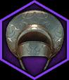 The Divine Helmet Icon