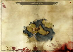 Map-Deep in the Wilds