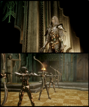 Abelas-and-the-Elven-Sentinels-at-Temple-of-Mythal