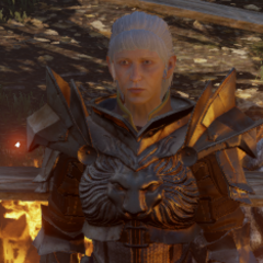 Alternate Templar Armor in <i>Dragon Age: Inquisition</i>