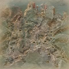 Mapa Zaziemia z <i>Inkwizycji</i>