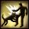 Иконка бросок (пёс)