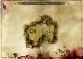 Map-Forest Clearing