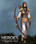 Marjolaine - Heroes of Dragon Age
