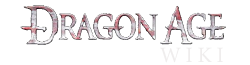 Логотип английской Dragon Age Wiki