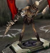 Скелет-пожиратель HoDa