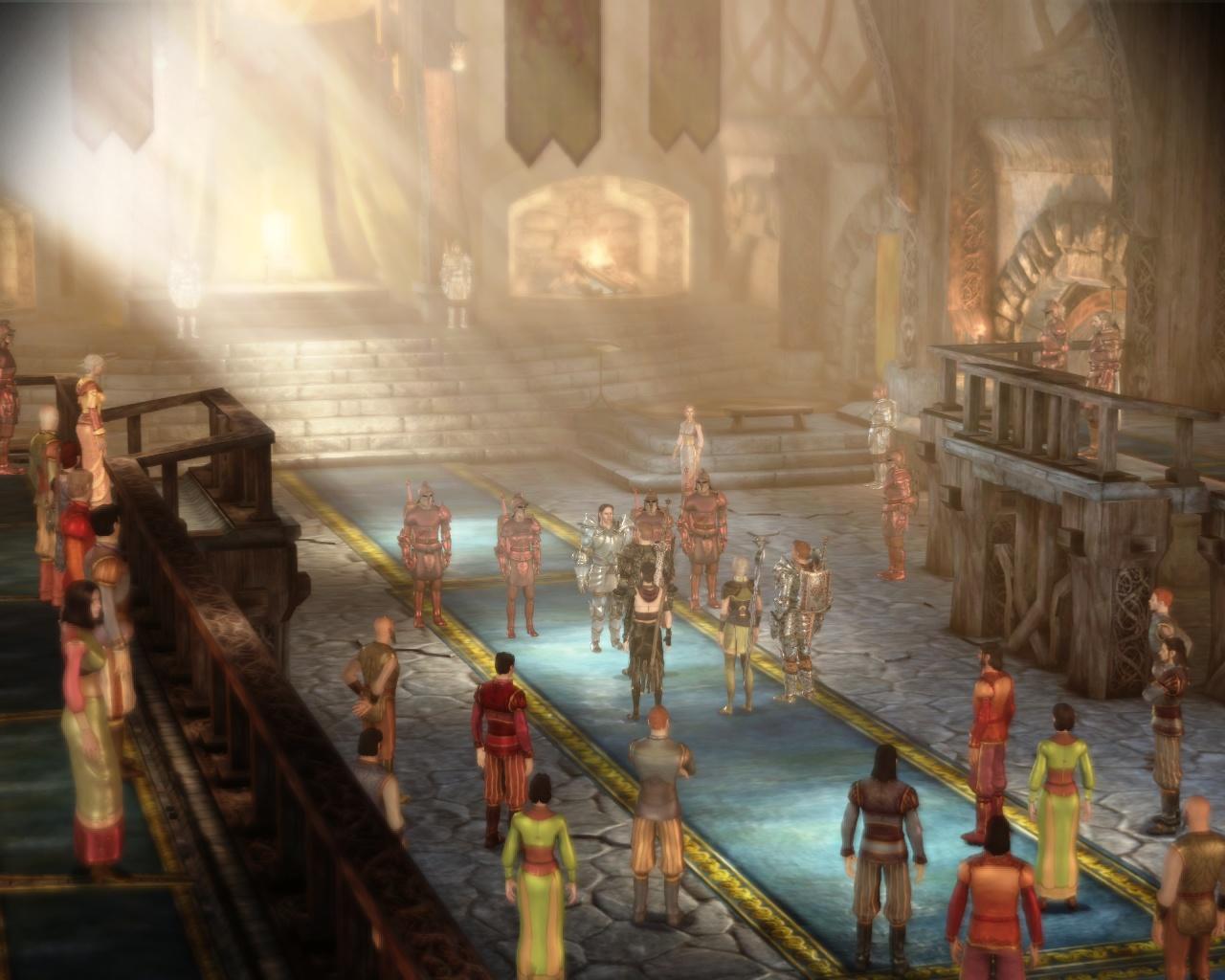 The Landsmeet Dragon Age Wiki Fandom Powered By Wikia