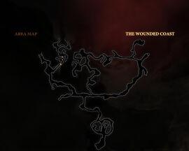 Рваный берег карта