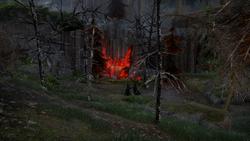Red Lyrium in Hinterlands
