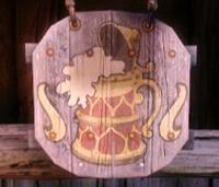Избалованная принцесса (logo)